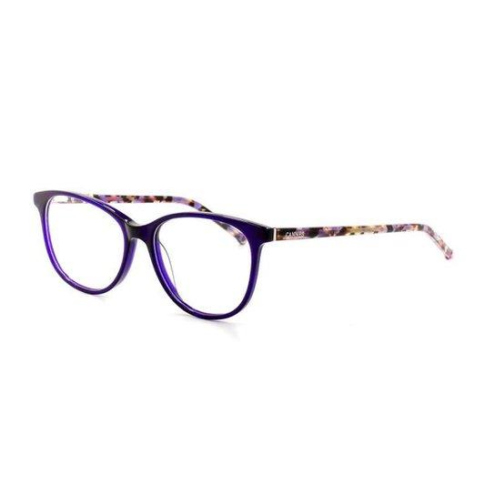 0ed6bd916ff4e Armação De Óculos De Grau Cannes 1-03 T 52 C 03 Feminino - Compre ...