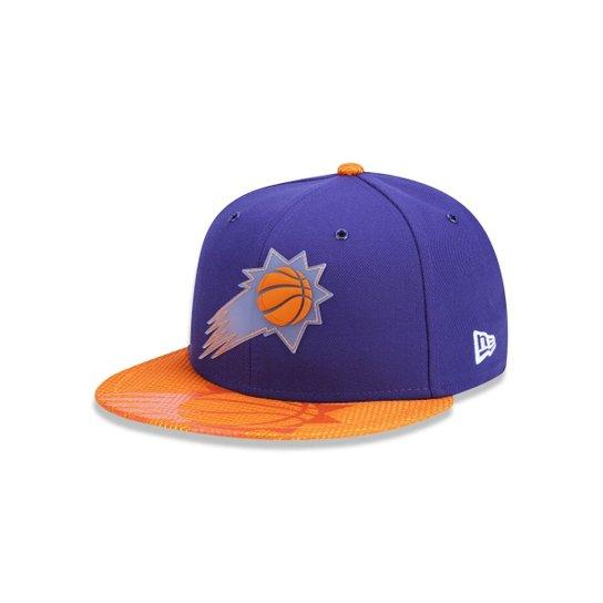 7fb6744a79831 Boné 950 Phoenix Suns NBA Aba Reta New Era - Roxo - Compre Agora ...