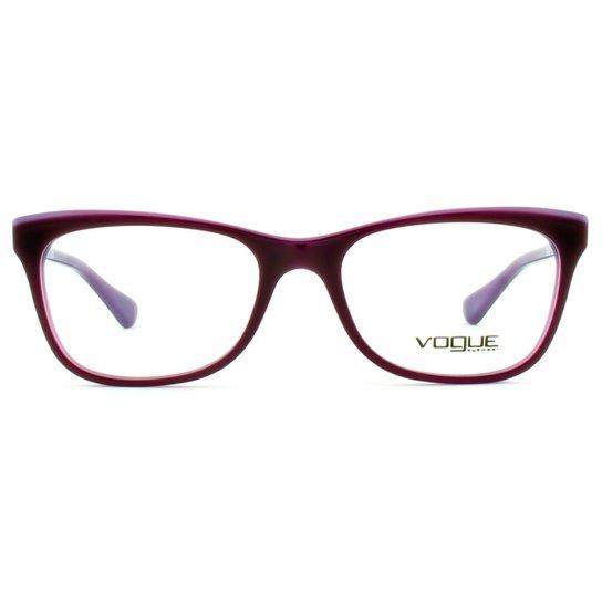 9d01d587513fe Armação Óculos de Grau Vogue VO2763 2015-51 - Compre Agora