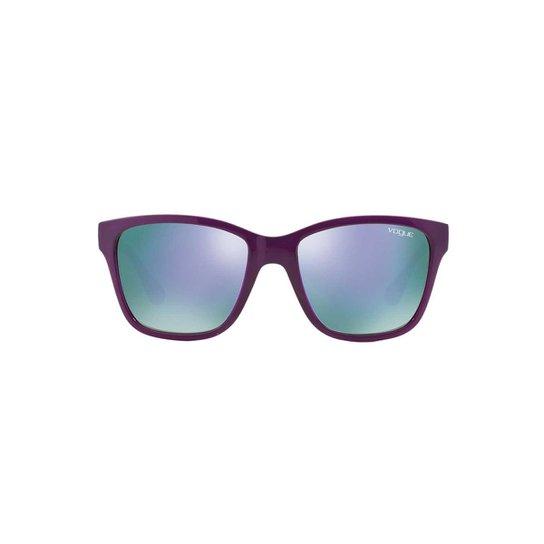 f00fe4560f541 Óculos de Sol Vogue Quadrado VO2896S Feminino - Compre Agora   Zattini