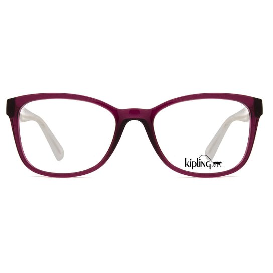 e1c2651f790b8 Armação de Óculos de Grau Kipling KP3082 E017-52 - Compre Agora ...