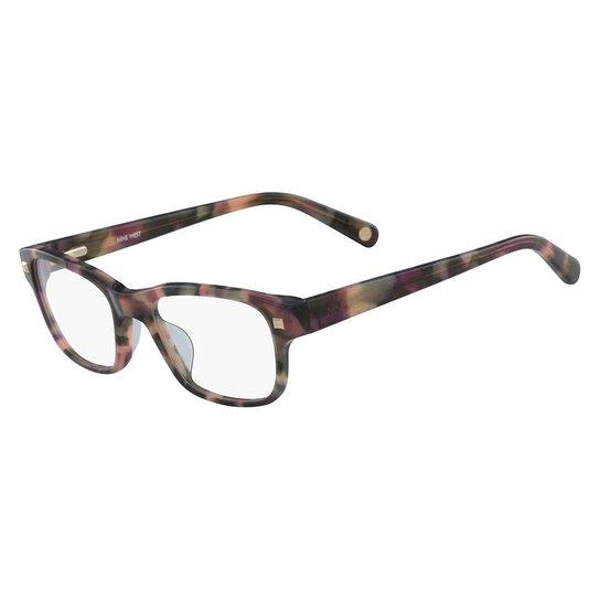 e666eeaaa8a08 Armação Óculos de Grau Nine West NW5132 817 47 - Compre Agora   Zattini