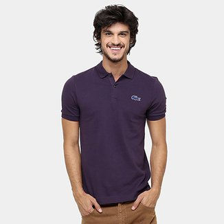 12c6907550 Camisa Polo Lacoste Piquet Lisa Ultra Slim Fit