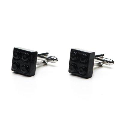 Imagem de Abotoadura Key Design - LEGO BLACK
