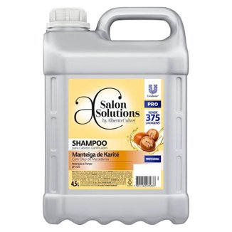 AC Salon Solutions Manteiga de Karité Shampoo 4,5L
