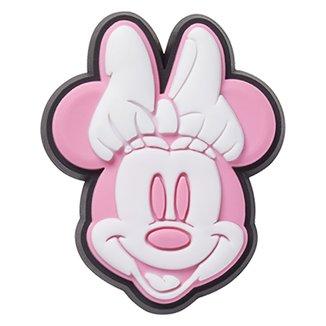 Acessório Para Crocs Infantil Jibbitz Disney Minnie Mouse