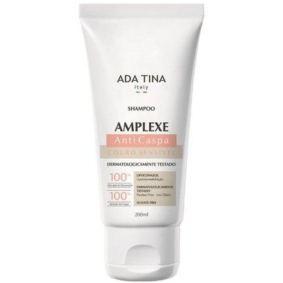 Ada Tina Amplexe Anticaspa Couro Sensivel Shampoo 200ml