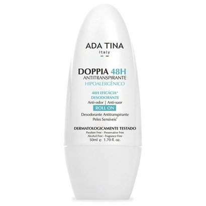 Ada Tina Doppia 48 Horas Roll On Antitranspirante 50ml
