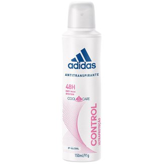 Adidas Desodorante Feminino Aerosol Cool & Care Control 150ml