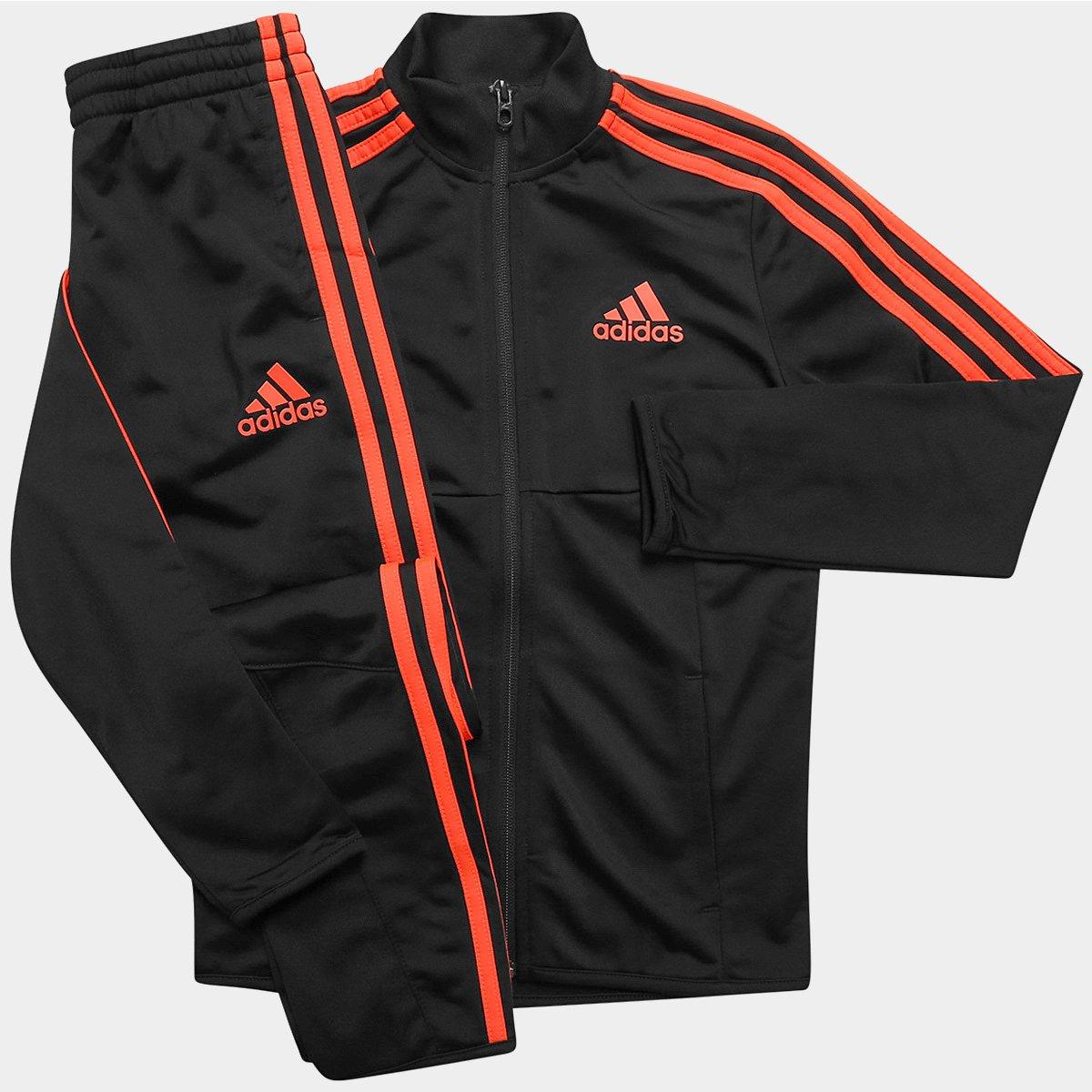 caed047c6c4f1 Agasalho Adidas YB TS Tiro KN Infantil - Compre Agora