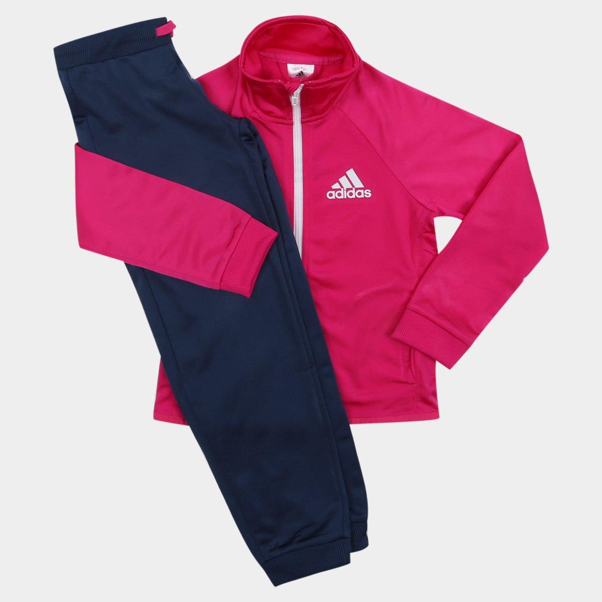 0fb96abb00 ... Agasalho Adidas Yg S Entry Infantil - Compre Agora Zattini  149a37d789c29e ...