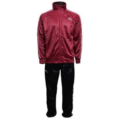 Agasalho Kappa Sportswear Farnese Helanca Masculino