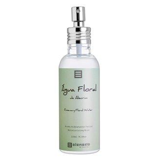 Água Floral de Alecrim Bruma Hidratante Facial Elemento Mineral 120ml