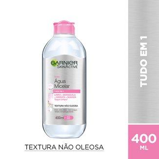 Água Micelar Garnier Skin Tudo Em 1 - 400ml