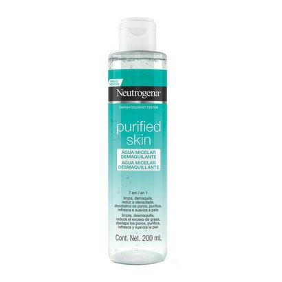 Água Micelar Neutrogena - Purified Skin 200ml