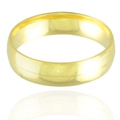 Imagem de Aliança casamento Luxo em ouro 18K Oslo - Masculino