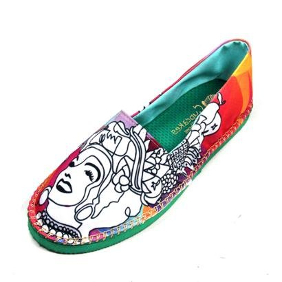 Imagem de Alpagarta Shoes Inbox Cupcakes Shoes Chiquita Feminina