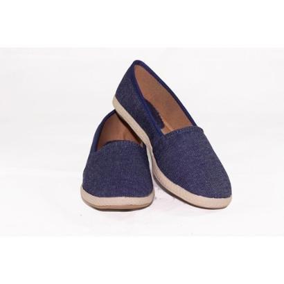Alpargata Conforto Gomes Shoes Feminina-Feminino
