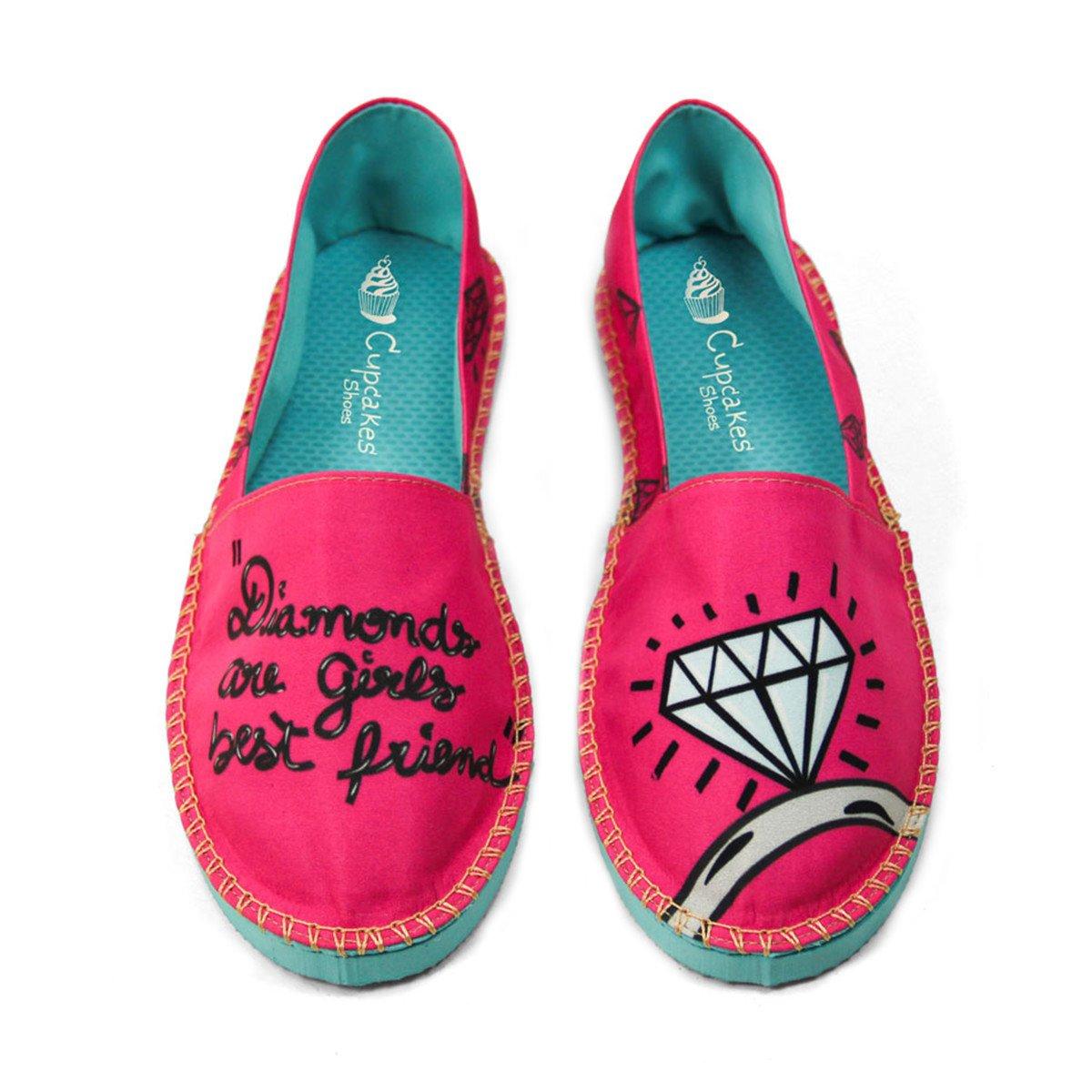 Alpargata Cupcakes Girl Pink Shoes Power Shoes Cupcakes Alpargata Girl TBqrwdB