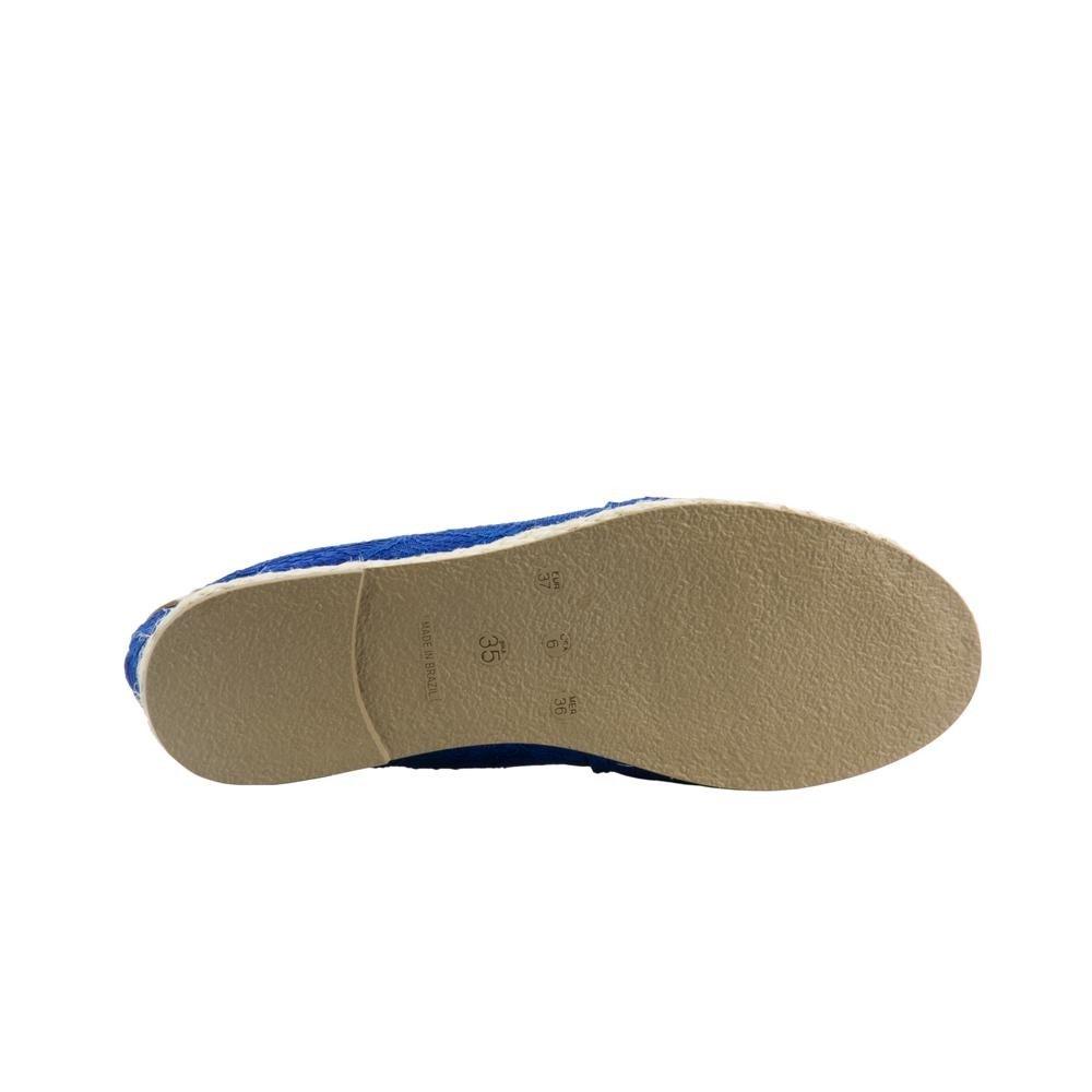 Azul Alpargata Confort Good Com Renda De Alpargata Cola Palmilha Good 4z5q6wgf6