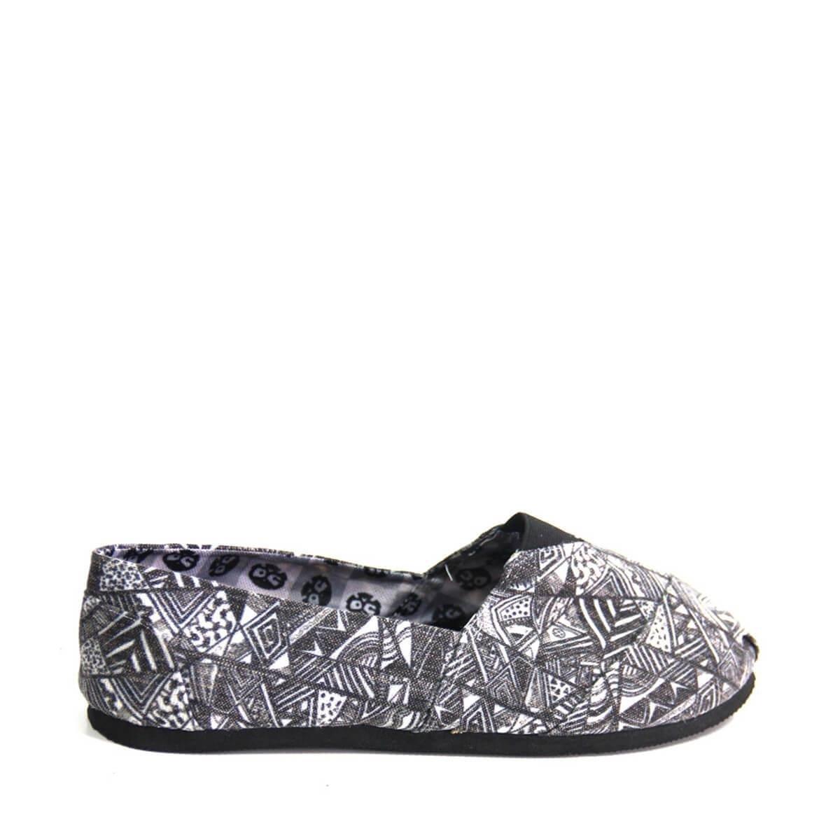 e Shoes Alpargata Preto is Cool Inbox Old Cinza Feminina Black FF8xtw