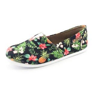 Alpargata Quality Shoes Abacaxi Feminina