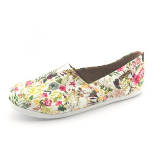 Alpargata Quality Shoes Floral Feminina