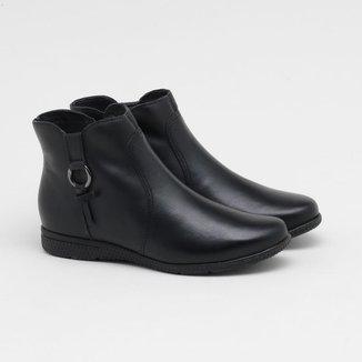 Ankle Boot Bottero Couro
