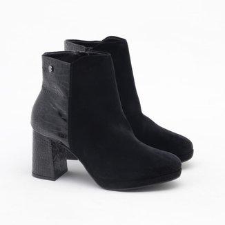 Ankle Boot Vizzano Croco