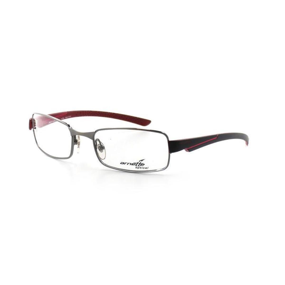 3b92e1c44209b Armação De Óculos De Grau Arnette 6060L T 53 C A831 Masculino - Grafite -  Compre Agora