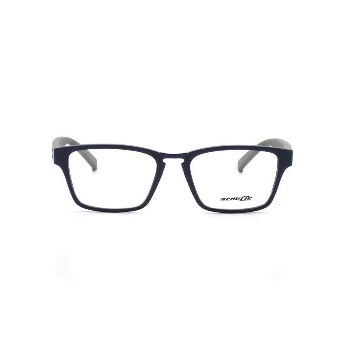 c62c9e5c18480 Armação De Óculos De Grau Arnette 7152 T 53 C 2527 Masculino - Preto ...