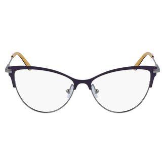 Armação de Óculos de Grau Calvin Klein Feminino