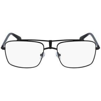 Armação de Óculos de Grau Calvin Klein Fosco Masculino