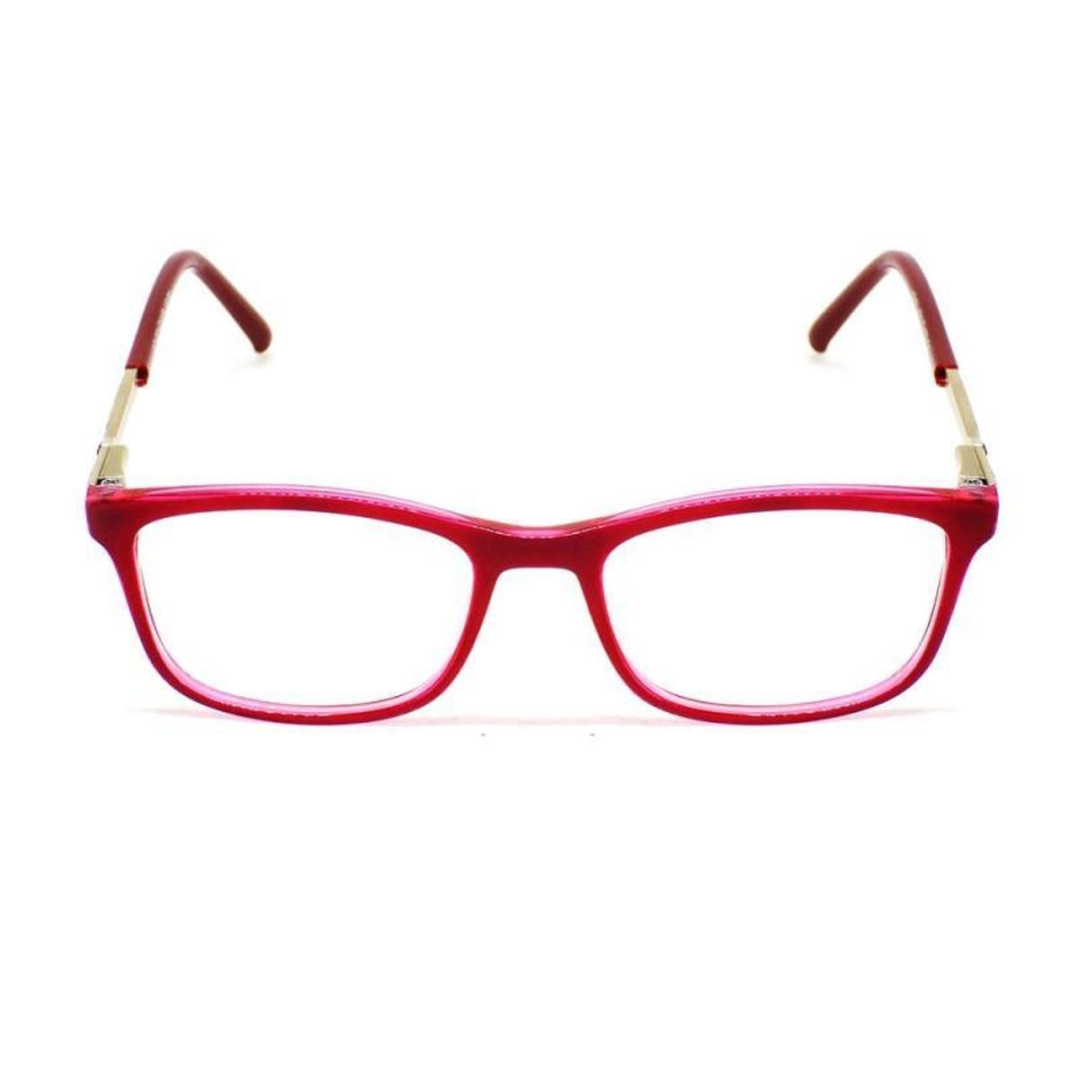 7745ee4adb222 Armação De Óculos De Grau Feminino Casual Cannes 161 T 46 C ...