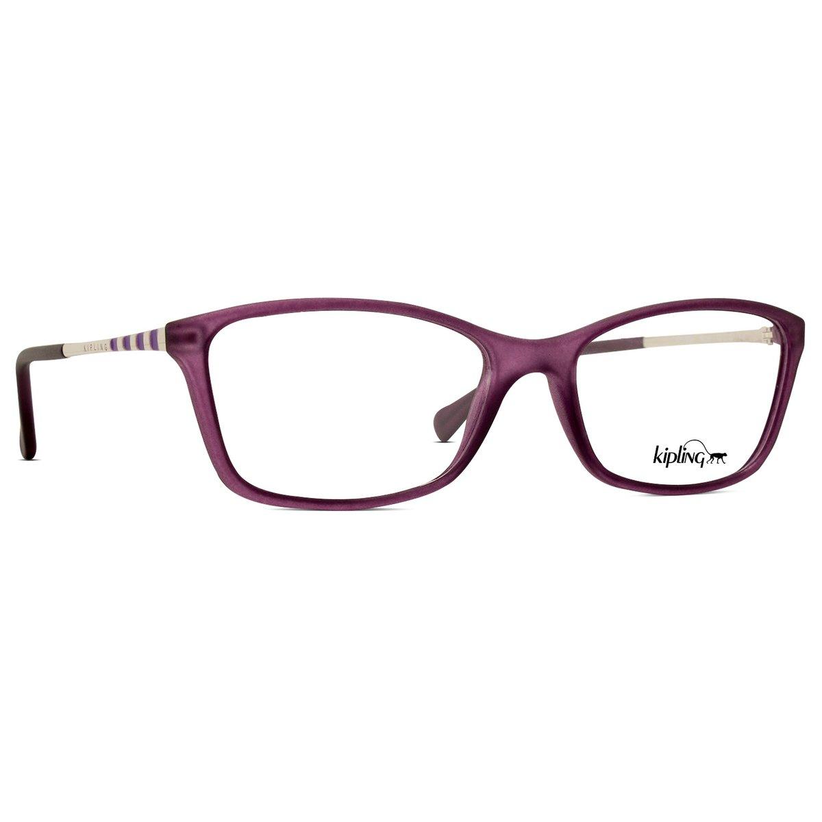 34bf7457f7702 Armação de Óculos de Grau Kipling KP3056 B729-52 - Compre Agora ...