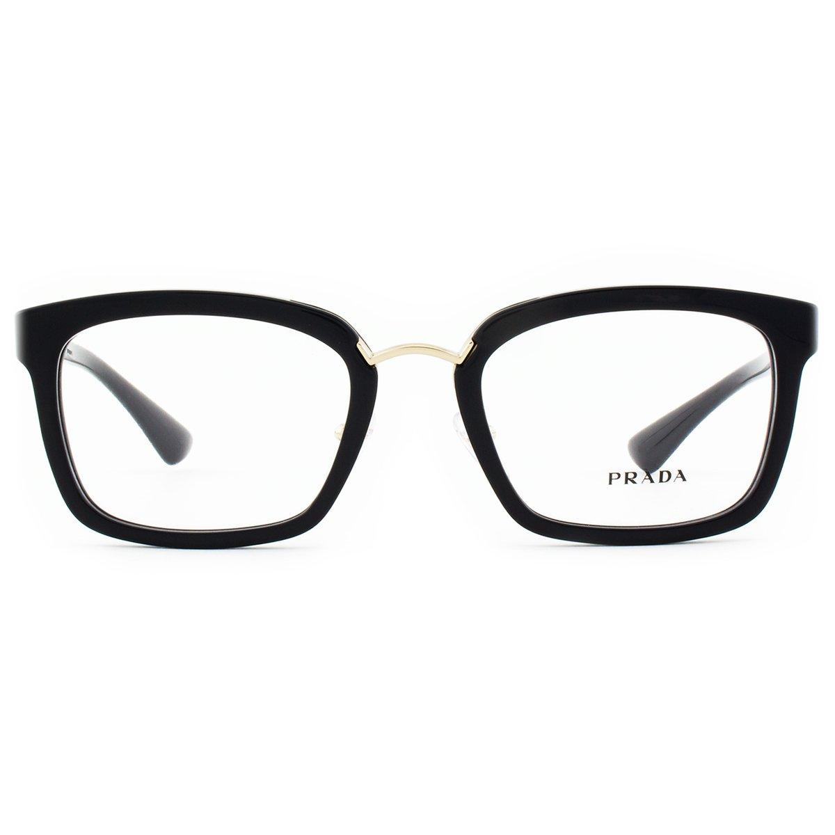 76399e280 Armação de Óculos de Grau Prada Cinema PR09SV 1AB1O1-53   Zattini