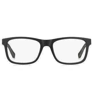 Armação de Óculos de Grau Tommy Hilfiger Th Masculino