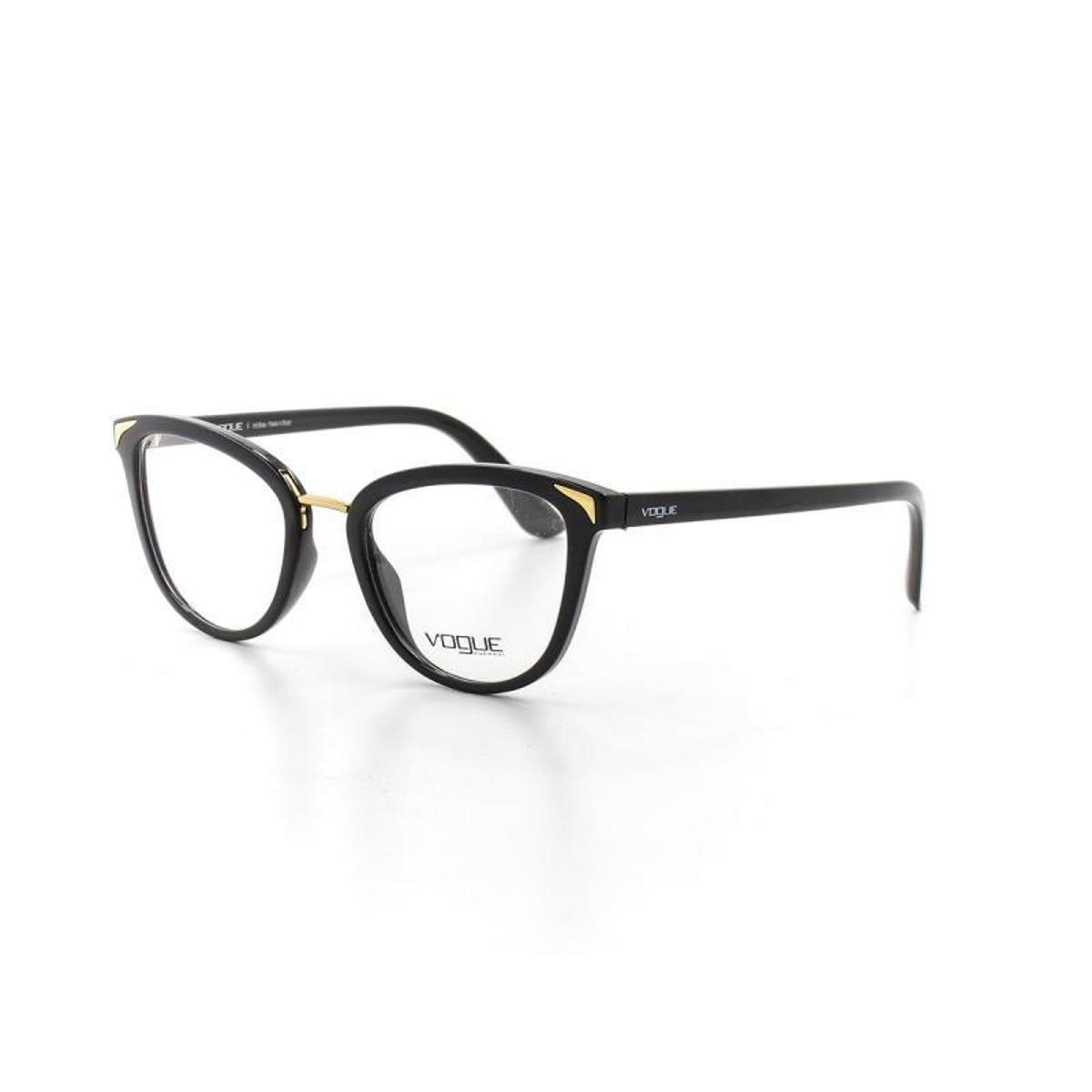 Armação De Óculos De Grau Vogue 5231 T 51 C W44 Metal Feminino ... 3d3eeed3e4