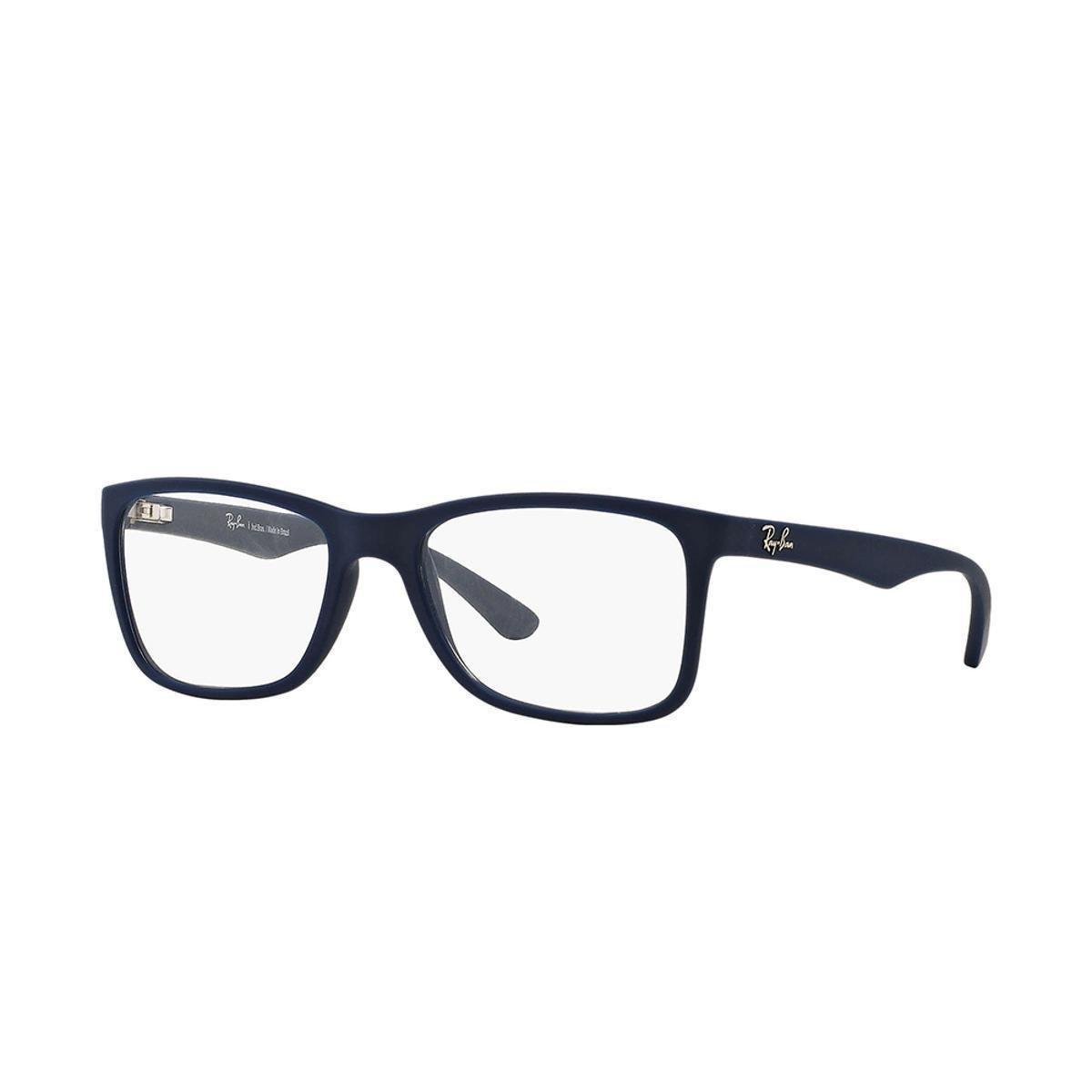 2c87acebd Armação de Óculos Ray-Ban RB7027L - Marinho   Menor preço com cupom