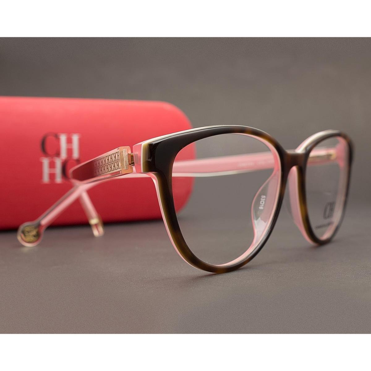 Armação Óculos de Grau de Grau Carolina Herrera VHE724 V35Y-53 - Compre  Agora   b75a74c5d7