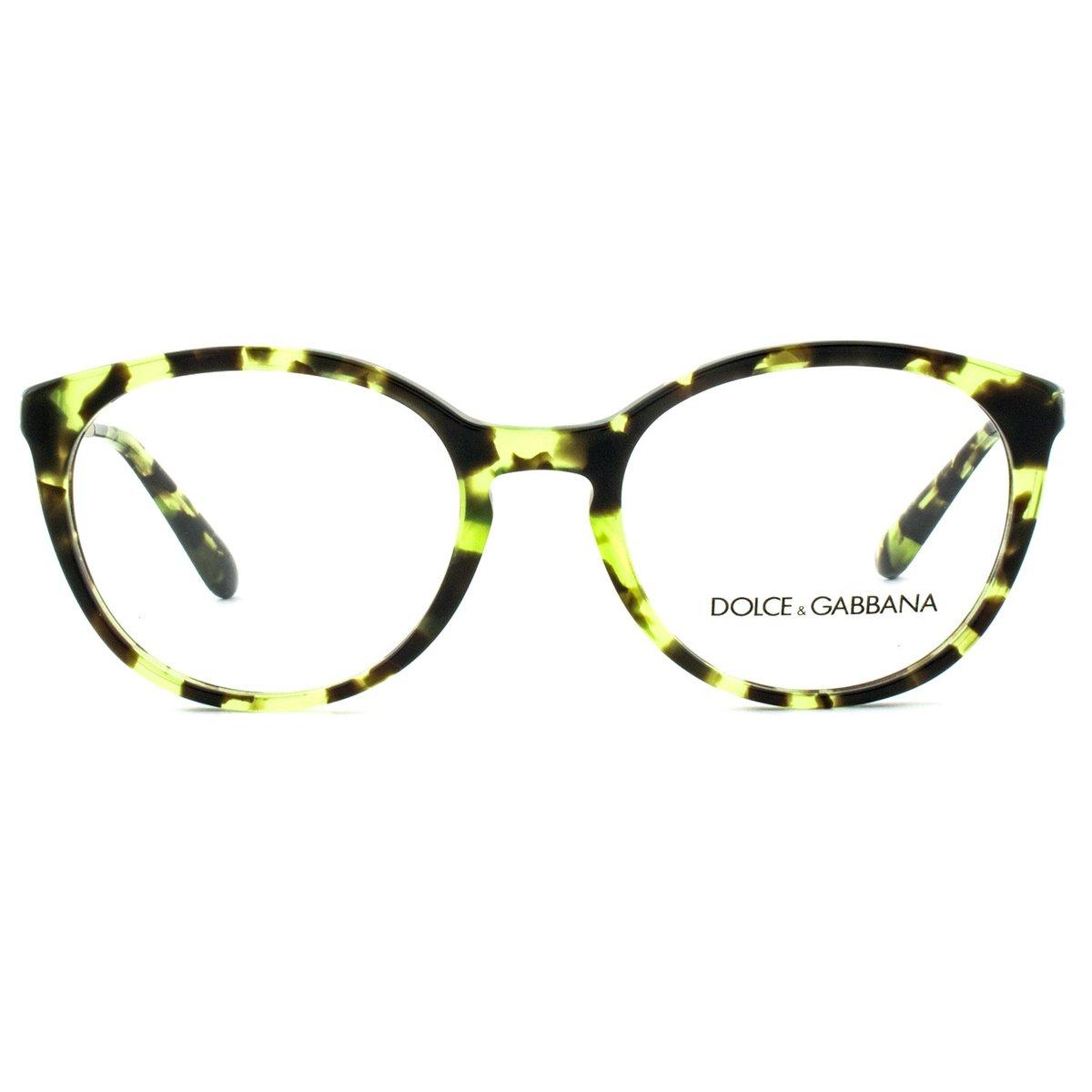 5ddc96044e138 Armação Óculos de Grau Dolce e Gabbana DG3242 2970-50 - Compre Agora    Zattini