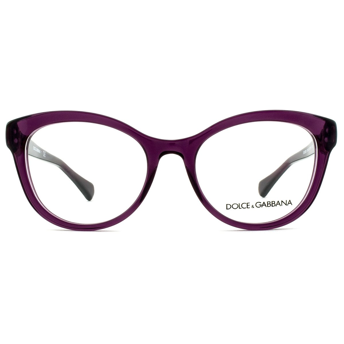df1421de825dd Armação Óculos de Grau Dolce e Gabbana DG3250 3045-52 - Compre Agora    Zattini