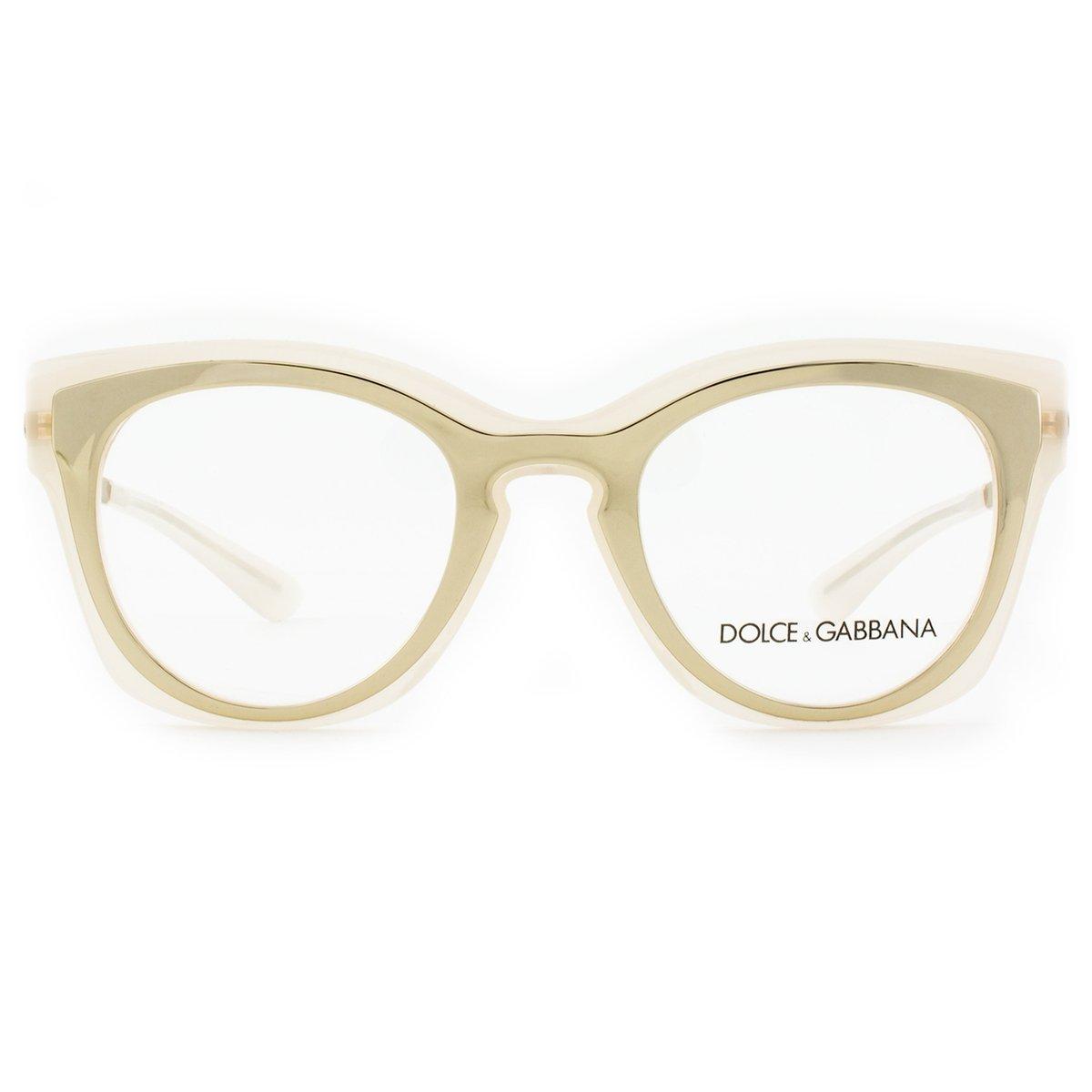 0e8c7ebe7818d Armação Óculos de Grau Dolce e Gabbana DG5020 3043-48 - Compre Agora    Zattini