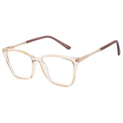 Armação Óculos de Grau Isabela Dias Isabela Dias Gatinho Quadrado