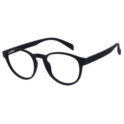 Armação Óculos de Grau Isabela Dias Retrô Redondo