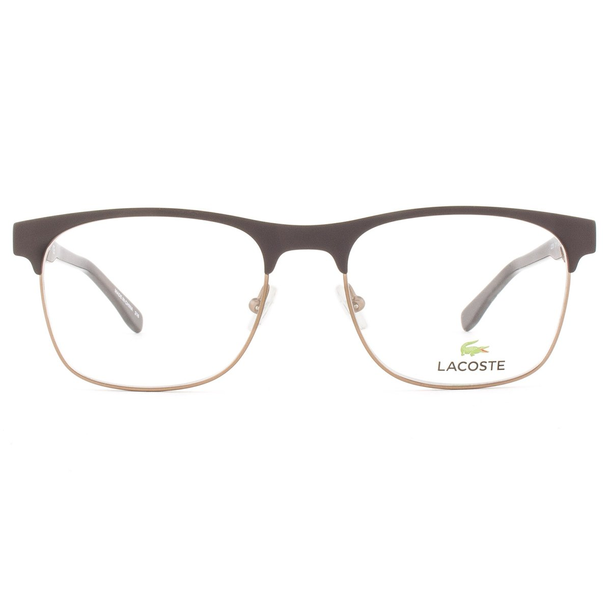 e64f455d57401 Armação Óculos de Grau Lacoste L2218 210 53 - Compre Agora