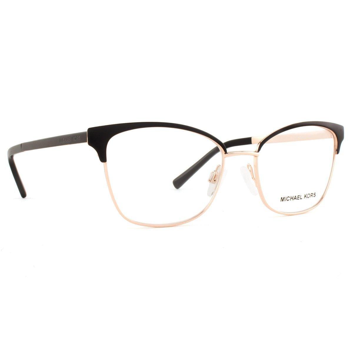 ... Armação Óculos de Grau Michael Kors Adrianna IV MK3012 1113-51 ... 2d2543b900