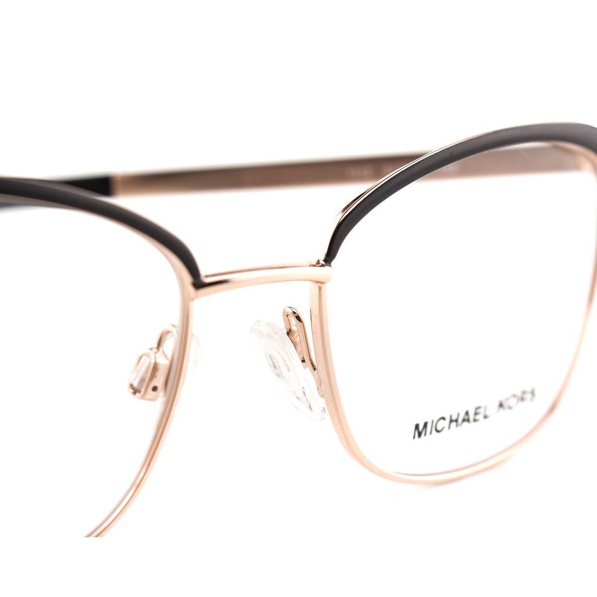 Armação Óculos de Grau Michael Kors Adrianna IV MK3012 1113-51 ... 9dfdcbb1a6