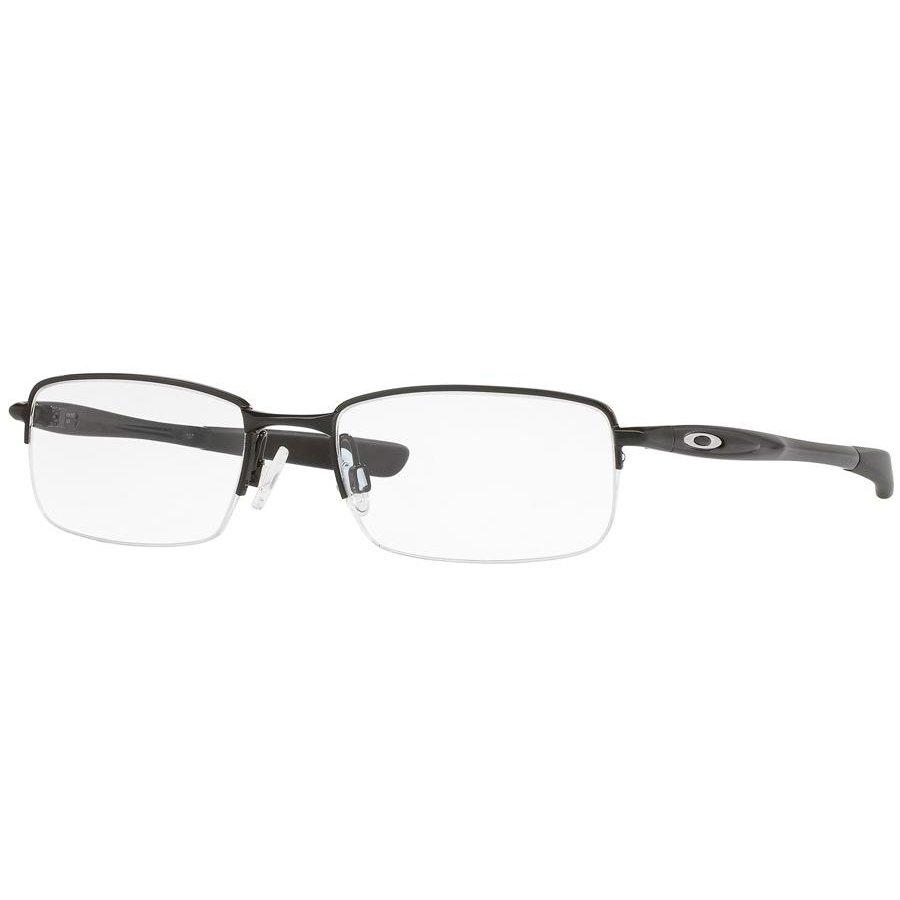 b9a8ce3dc7f Armação Óculos de Grau Oakley 0OX3167L 01 53 - Preto - Compre Agora