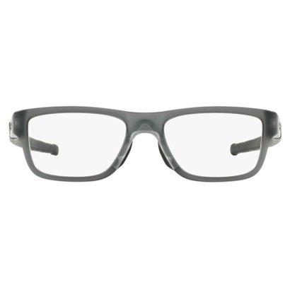 41b74c65422ea Armação Óculos de Grau Oakley Marshal Mnp 0OX8091 02 55 - Chumbo - Compre  Agora